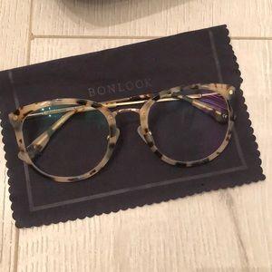 BONLOOK Amaze Single Vision Eyeglasses with case